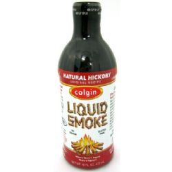 Large Hickory Liquid Smoke 472ml |  Colgin | Buy Online | Authentic American Ingredients | UK | Europe